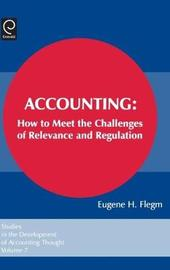 Accounting by Eugene H. Flegm