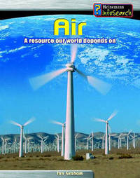 Earth's Precious Resources: Air Hardback by Ian Graham image