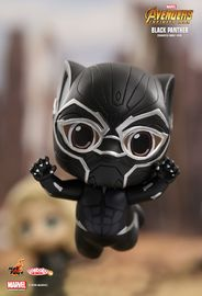 Avengers: Infinity War - Black Panther Cosbaby Figure