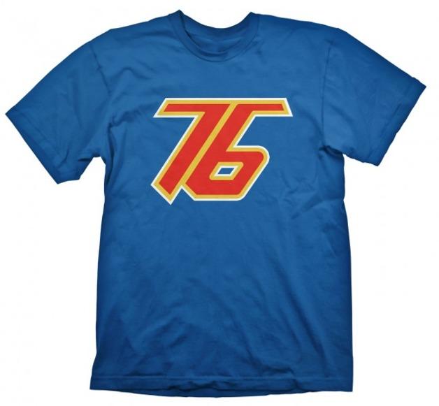 """Overwatch T-Shirt """"Soldier 76"""", L"""