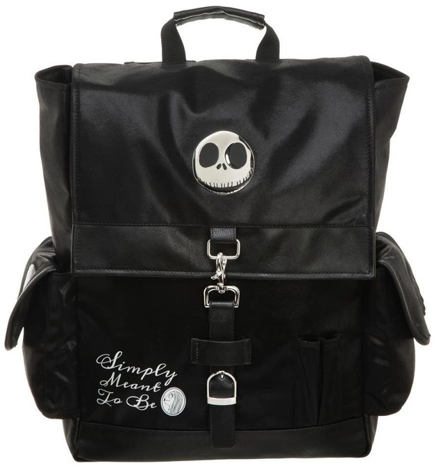Nightmare Before Christmas - Square Backpack