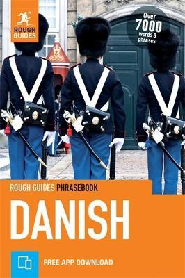 Rough Guides Phrasebook Danish (Bilingual dictionary) by APA Publications Limited