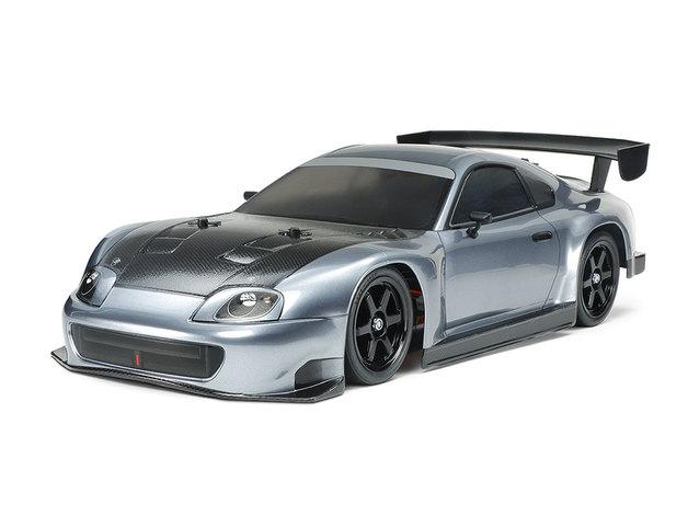 Tamiya 1/10 R/C Toyota Supra Racing (A80) (TT-02)
