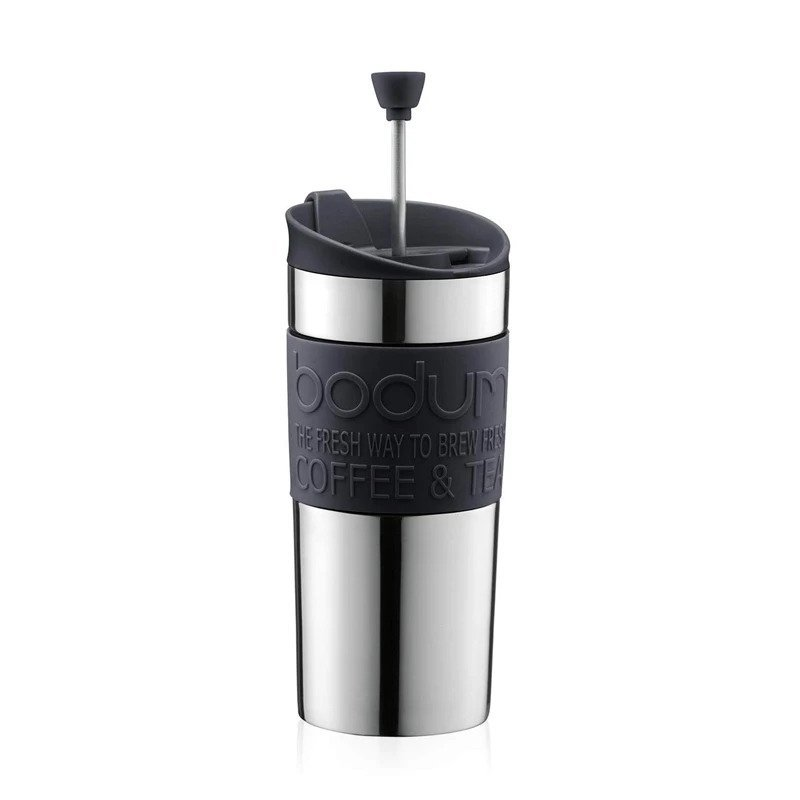 Bodum Travel Press Set - Stainless Steel image