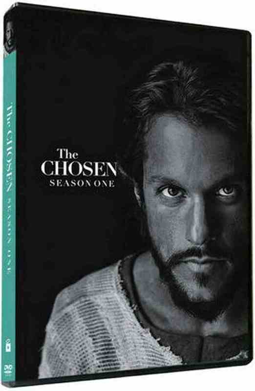 The Chosen: Season 1 on DVD