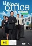 The Office (US) Season 4 Part 2 on DVD