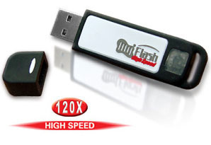 A-Data My Flash RB15 USB 2.0 120X 2GB