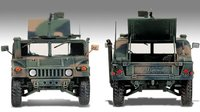 Academy M-1025 Armoured Carrier 1/35 Model Kit image