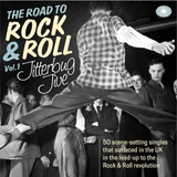 The Road To Rock & Roll Vol. 1: Jitterbug Jive by Various Artists