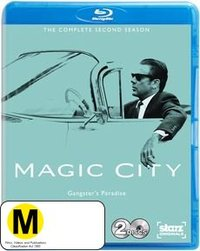 Magic City - The Complete Second Season on Blu-ray