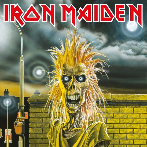 Iron Maiden (LP) by Iron Maiden