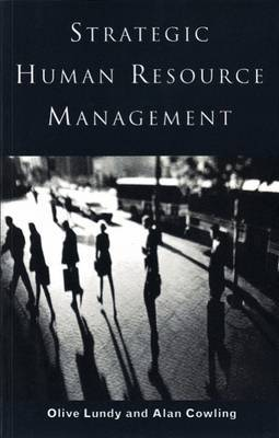 Strategic Human Resource Management by Olive Lundy image
