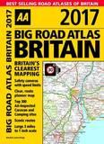 AA Big Road Atlas Britain: 2017