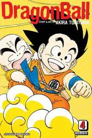Dragon Ball, Volume 4: VIZBIG Edition (3 in 1) by Akira Toriyama