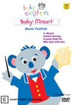 Baby Einstein - Baby Mozart: Music Festival on DVD