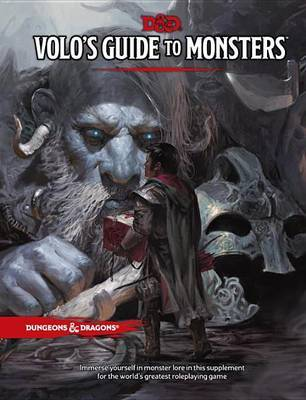 Volo's Guide To Monsters image