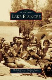 Lake Elsinore by Edythe J Greene