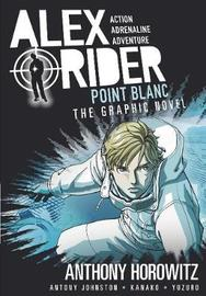 Point Blanc Graphic Novel by Horowitz