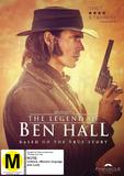 The Legend Of Ben Hall DVD