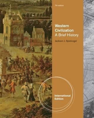 Western Civilization by Jackson J. Spielvogel image