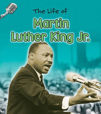 The Life of Martin Luther King Hardback image