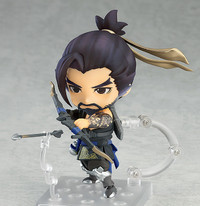 Overwatch : Nendoroid Hanzo (Classic Skin Ver.) - Articulated Figure