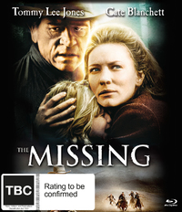 The Missing on Blu-ray