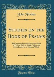 Studies on the Book of Psalms by John Forbes image