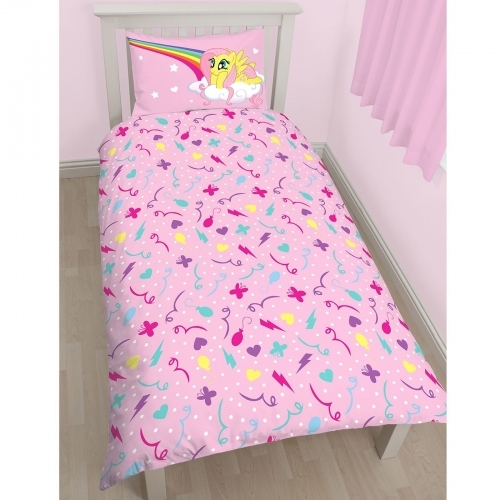 My Little Pony Single Duvet Set image