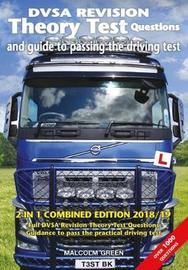 DVSA revision theory test questions and guide to passing the driving test by Malcolm Green