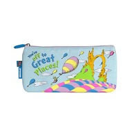 Dr. Seuss: Small Pencil Case - Oh The Places You Will Go