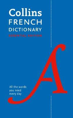 Collins French Essential Dictionary by Collins Dictionaries image