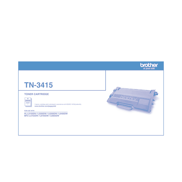 Brother TN-3415 Toner (Black)