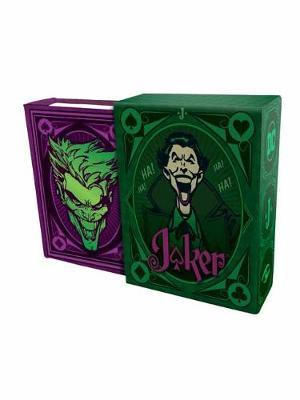 DC Comics: The Wisdom of The Joker by Insight Editions