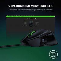 Razer Basilisk V2 Wired Gaming Mouse for PC
