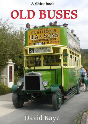 Old Buses by David Kaye image