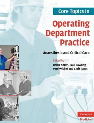 Core Topics in Operating Department Practice image