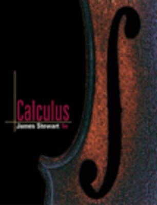 Calculus by James Stewart image