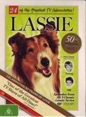 Lassie (3 Disc Box Set) on DVD