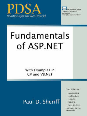 Fundamentals of ASP.Net by Paul D Sheriff