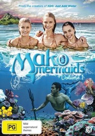 Mako Mermaids - Volume 1 on DVD