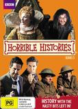 Horrible Histories - Series 3 DVD