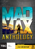 Mad Max Anthology Box Set DVD