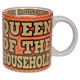 Queen of the House - Giant Mug