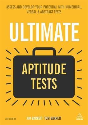 Ultimate Aptitude Tests by Jim Barrett