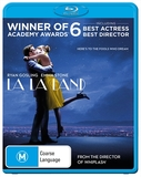 La La Land on Blu-ray