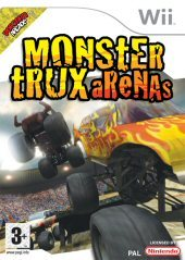 Monster Trux Arenas for Nintendo Wii