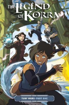 Legend Of Korra, The: Turf Wars Part One by Michael Dante DiMartino image