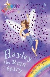 Hayley the Rain Fairy by Daisy Meadows image