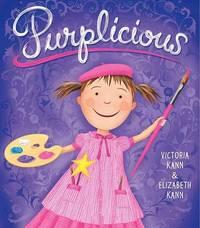 Purplicious by Elizabeth Kann